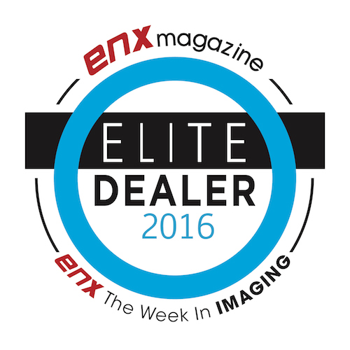 Elite Dealer 2016 Award