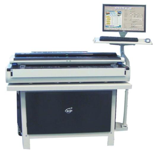 KIP2300 Scanner